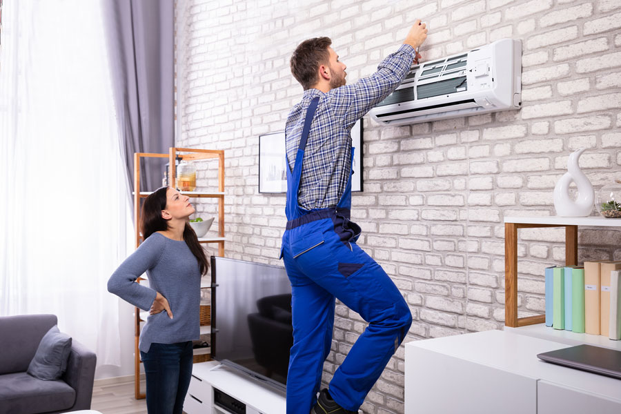 climatisation reversible 95