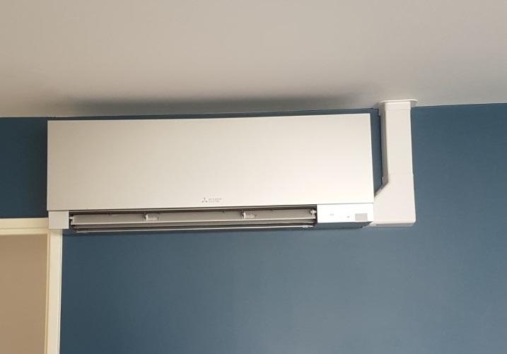 climatiseur quadri Split mitsibishi