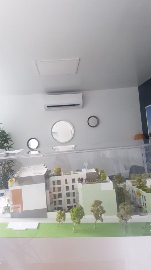 climatiseur mural creteil